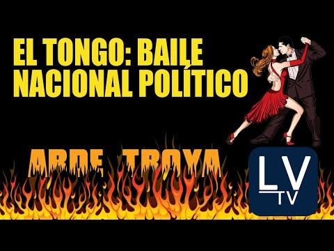 El Tongo: Baile Nacional de Chile - en Arde Troya