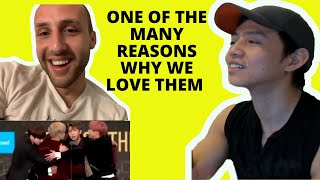 BTS (방탄소년단) — BTS IS NOT A GROUP, BTS IS A FAMILY - (Try Not To Cry Challenge) REACTION VIDEO