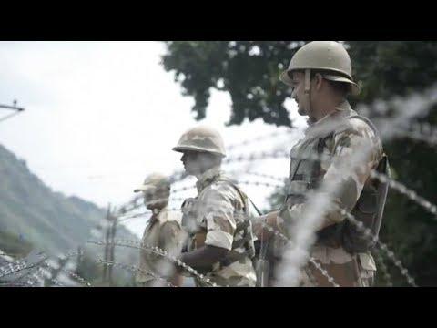 India, Pakistan spar over Kashmir