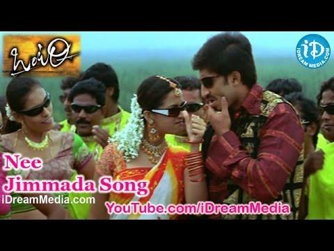 Nee Jimmada Song - Ontari Movie Songs - Gopichand - Bhavana - Sunil