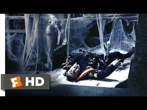 Spiders 3D (1/12) Movie CLIP - The Spiders Hatch (2013) HD