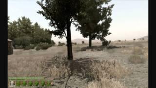 Arma 2 Reinforcements - Gameplay - GTX 460
