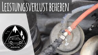 Druckschläuche am ACV ersetzen | Leistungsverlust beheben | Bart-Edition