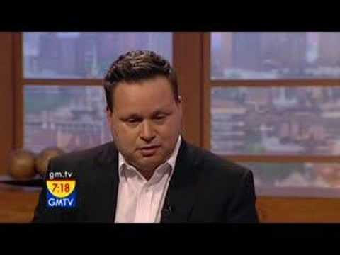 Paul Potts GMTV interview 12 July high quality video/sound