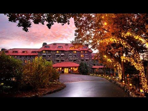 Omni Grove Park Inn - Asheville, NC // Stuart Brazell's Bucket List