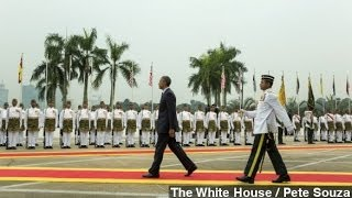 Obama Throws Support Behind Malaysia