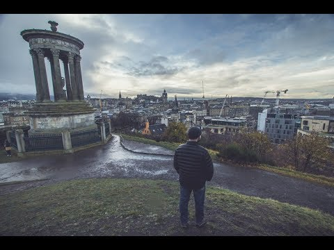 How to spend a weekend in EDINBURGH | EPIC TRAVEL VIDEO