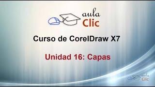 Curso de CorelDraw X7. 16.1. Trabajar con capas.