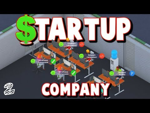 BANKRUPTCY VALLEY - How my startup almost went under! | Startup Company #2 Gameplay/Tutorial