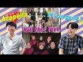Black pink Kill this love cover by Bahiyya Haneesa(Korean reaction men / SGwannabe)