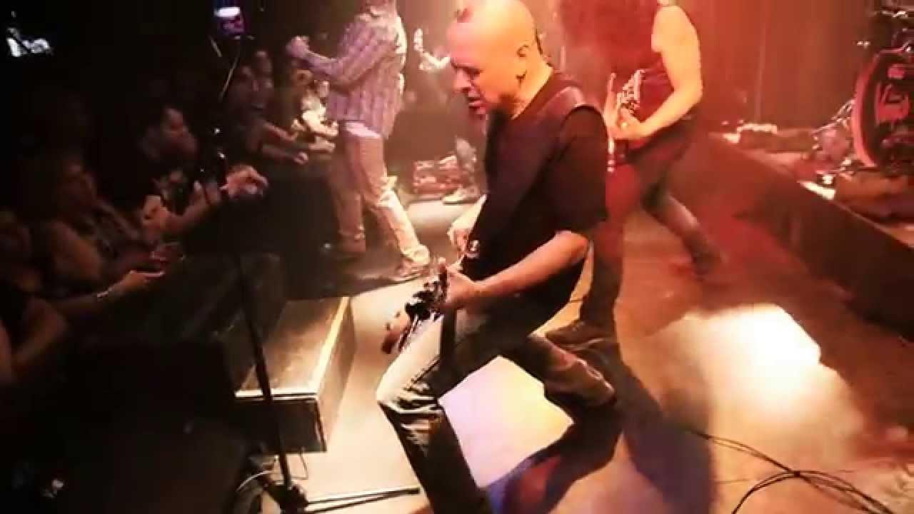 """Armored Saint """"Mess"""" (LIVE BOOTLEG)"""