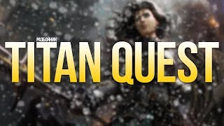Titan Quest Разбойник. Охота + Тень. Норма. Титан Квест Рагнарок #6