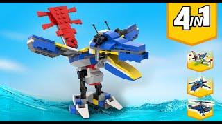 Lego 31094 Bird Alternative Build MOC