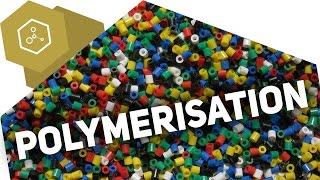 Polymerisation einfach erklärt - Kunststoffherstellung