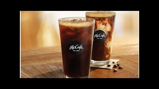 McDonald's Picks San Diego to Test New Cold Brew Coffee