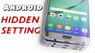 Smartphone RTL Hidden feature