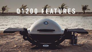 WEBER Q 1200 - Features