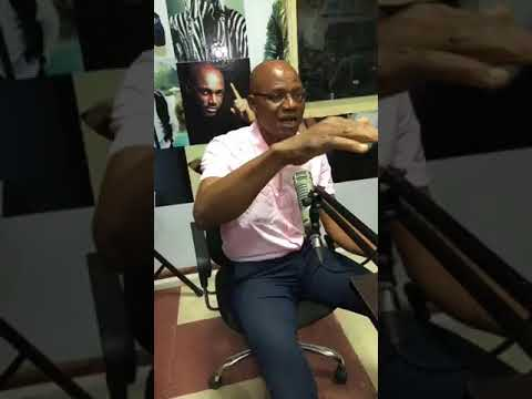 Mr Omoyele Sowore was live at Rainbow FM , Ogun state..