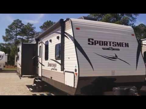 New 2018 KZ RV Sportsmen® 323IK For Sale in Athens, TX