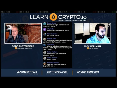 Learn Crypto Launch