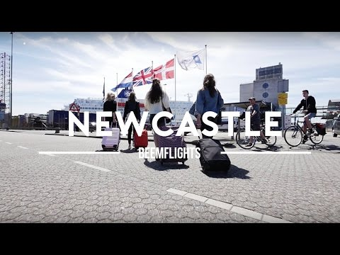 Travel Report: Newcastle Citytrip met LINDA. prijswinnaars v