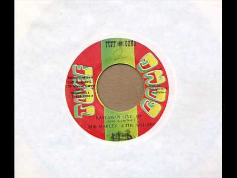 Bob Marley & The Wailers - Rastaman Live Up & Dub