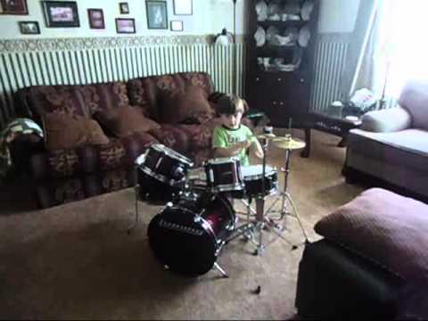 Ludwig Jr. drum set