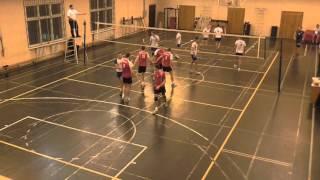 Волейбол. Студенческая Суперлига (муж) МАДИ-МГОУ (3:0) 26-10-2015