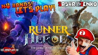 RUNNER HEROES Gameplay (Chin & Mouse Only)