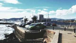 Mallorca Tourist Information Video mit Goggle Map, Puro Beach Can Pastilla Part 1,Arenal Palma