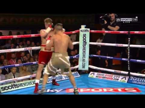 Renald Garrido vs Bradley Saunders Full Fight Highlights 2015