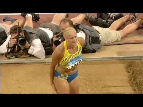 Athletics - Women's Long Jump Final - Beijing 2008 Summer Olympic Games