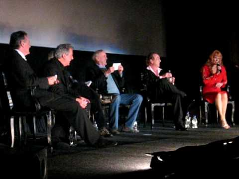 Monty Python reunion Q&A in NYC: Carol Cleveland joins the Pythons