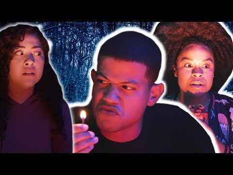 If 'Are You Afraid of The Dark?' Was LATINO