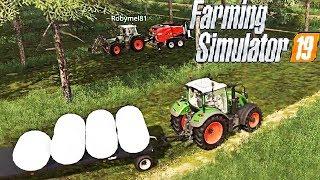 #20 - CON ROBYMEL81 FACCIAMO BALLE DI INSILATO - FARMING SIMULATOR 19 ITA