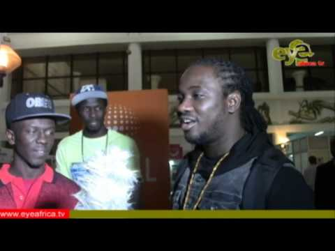 I-OCTANE Welcoming at the Banjul International Airport Gambia