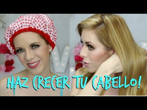 HAZ CRECER TU CABELLO CON ESTA MASCARILLA! Paola Herrera