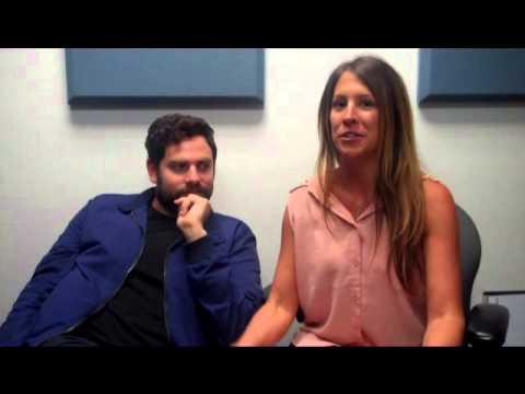 Ashlee interviews comedian Barry Rothbart