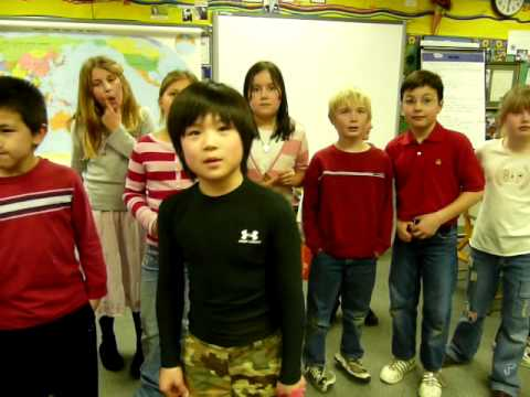 Kids Peace Rap