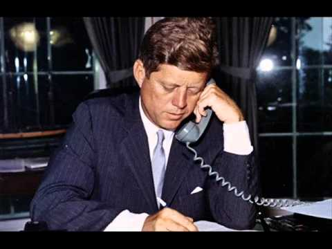 JFK PHONE CALLS AND SPEECH DURING THE UNIVERSITY OF MISSISSIPPI CRISIS (SEPT. & OCT. 1962)