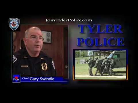 Recruiting video for the Tyler Texas Police Department