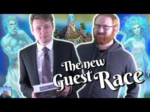 Breaking News! | New Guest Race | Elvenar