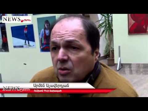 Disabled people's exhibition opened at Yerevan Mayor's Office