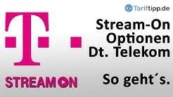 Stream-On Optionen der Telekom | Was ist das, wer braucht das und wie funktioniert es?