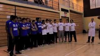 Montreal - Canada Inter-Collegiate Champions Trophy 2013 - Cricket Montreal