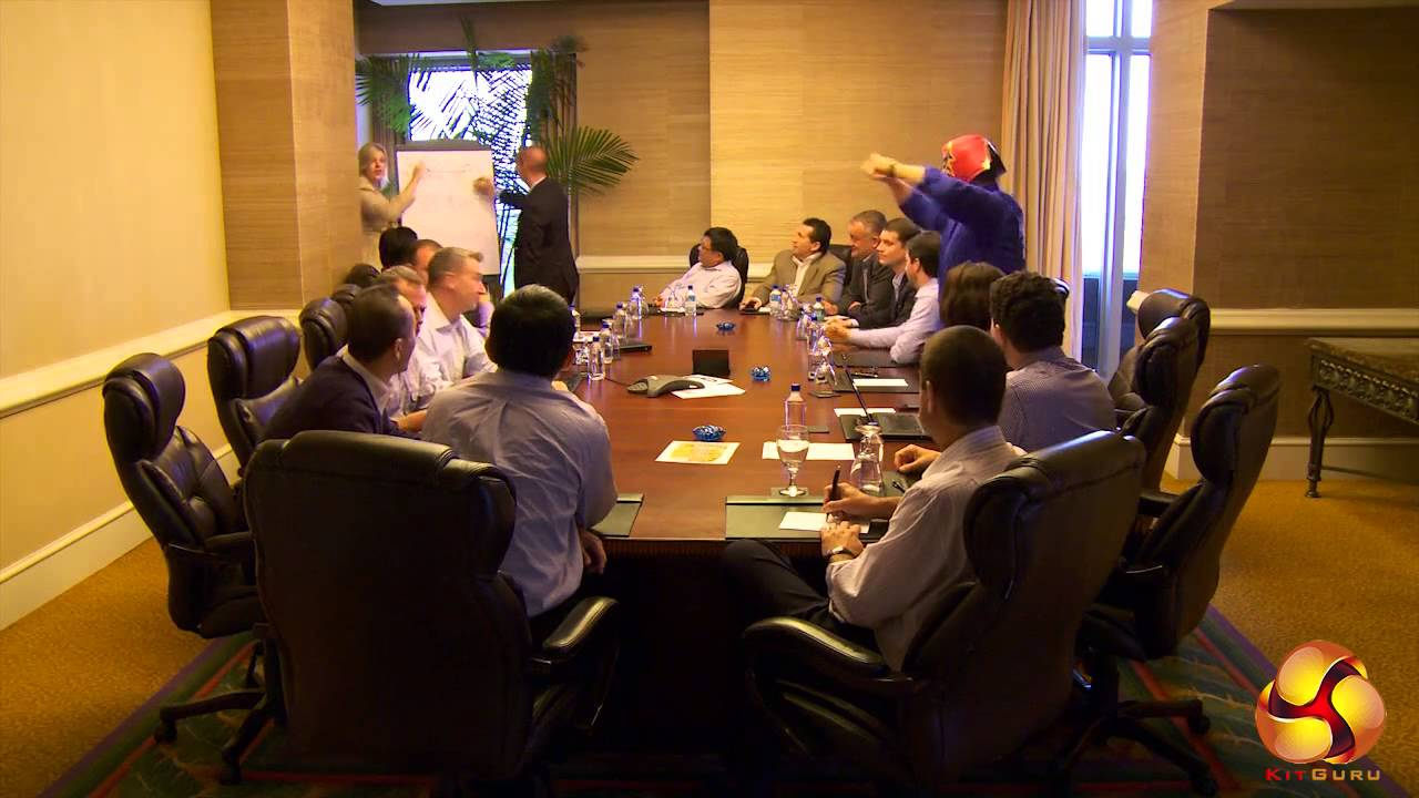 People In A Meeting Inside Room