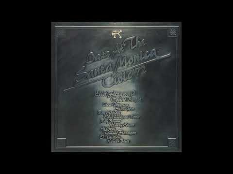 Ella Fitzgerald -  Jazz at the Santa Monica Civic '72 ( Full Side )