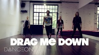 One Direction - DRAG ME DOWN | @iamandrewheart choreography (Hip-Hop Dance)