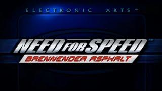 Need for Speed: Brennender Asphalt #001 [LP] - Der Fußboden aka Asphalt brennt