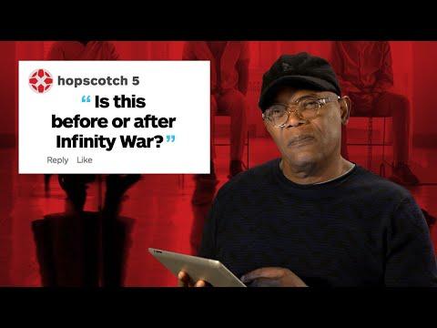 Samuel L. Jackson Responds to IGN Comments
